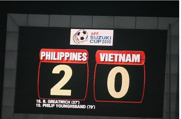 Azkals vs Vietnam in AFF Suzuki Cup   Team Azkals