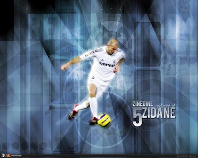 Zinedine Zidane - Real Madrid (1)