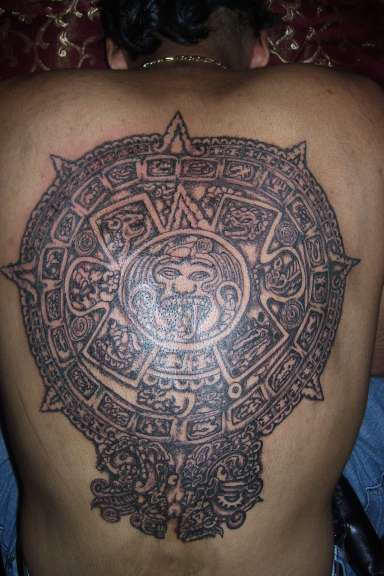 my tattoo designs aztec eagle tattoos