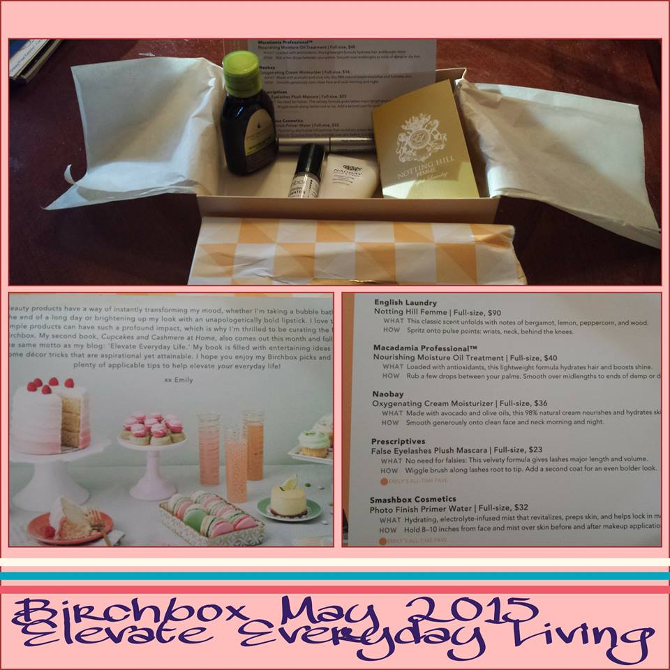 Blueridge Beauty Blogger May 2015
