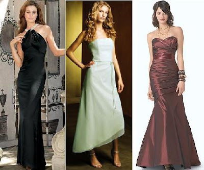 Bridesmaid Dress Gown