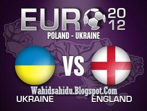 Prediksi Skor Inggris Vs Ukraina 20 Juni 2012