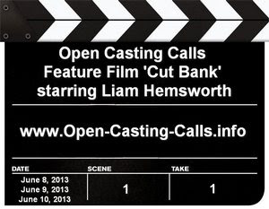 Cut Bank Open Casting Call
