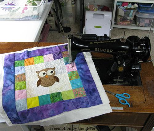 15-91 Singer sewing machine