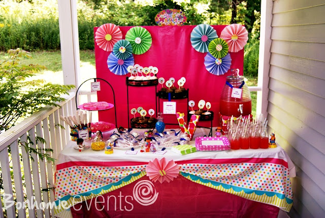 Dora the Explorer Birthday Party by bonhomieEVENTS Connecticut