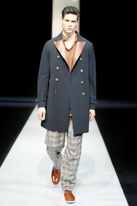 Giorgio Armani S/S 2013 Men's Fashion Photo-7