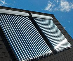 panel termico solar