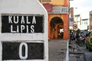 To Kuala Lipis