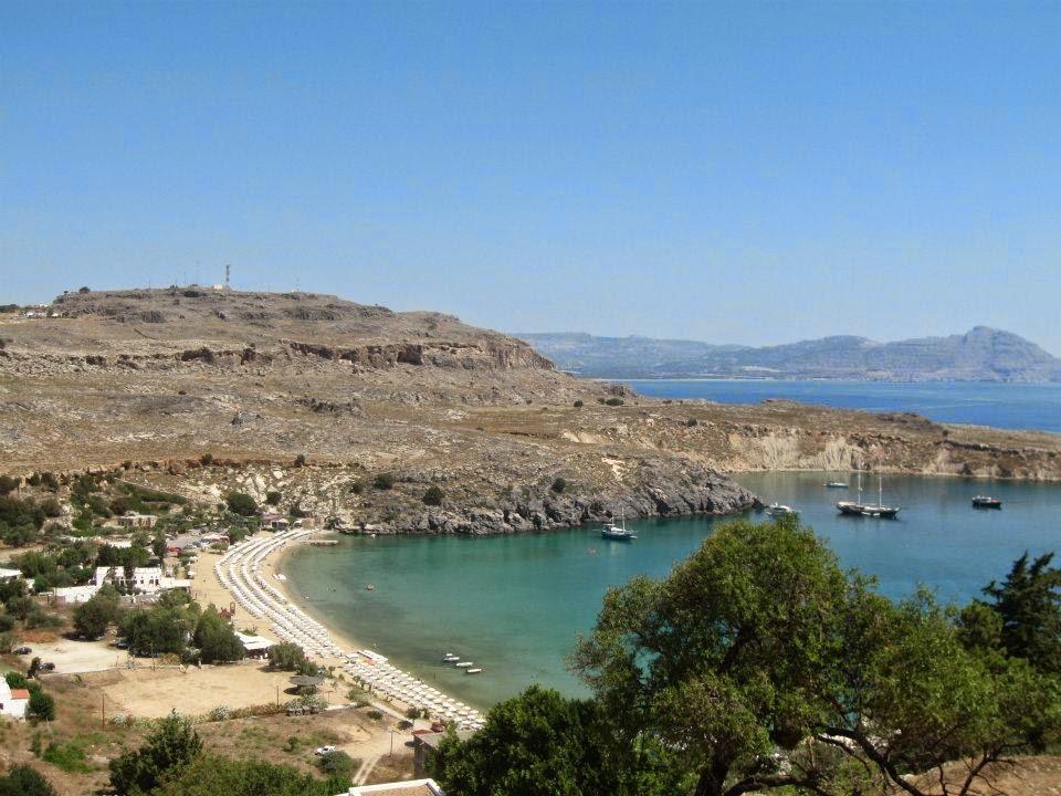 L\'ISOLA DI RODI IN GRECIA, GUIDA PRATICA | Dolciviaggi leggeri
