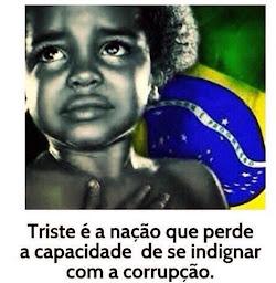 Não podemos desistir do Brasil!