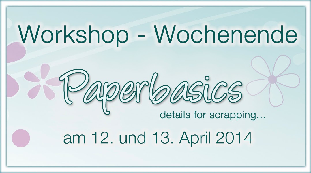 Workshops April 2014