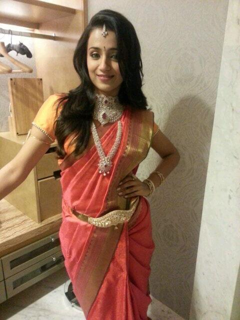 Trisha in NAC Jewell Ad