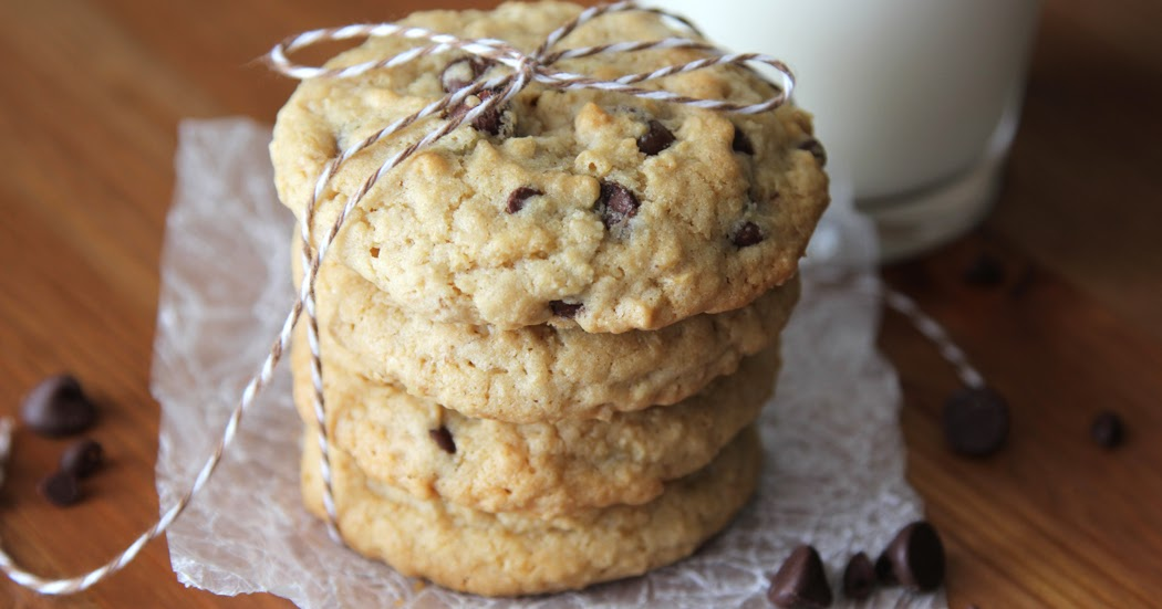 Life Made Simple: Oatmeal Chocolate Chip Cookies