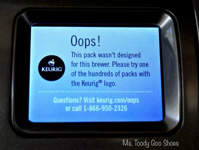 The Scoop on the Keurig 2.0...Ten Things to Know Before You Buy | Ms. Toody Goo Shoes #Keurig