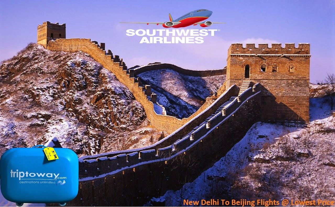 Delhi To Beijing Flights Schedule