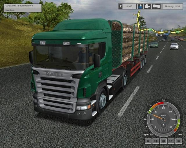 Download Euro Truck Simulator PC Full Español