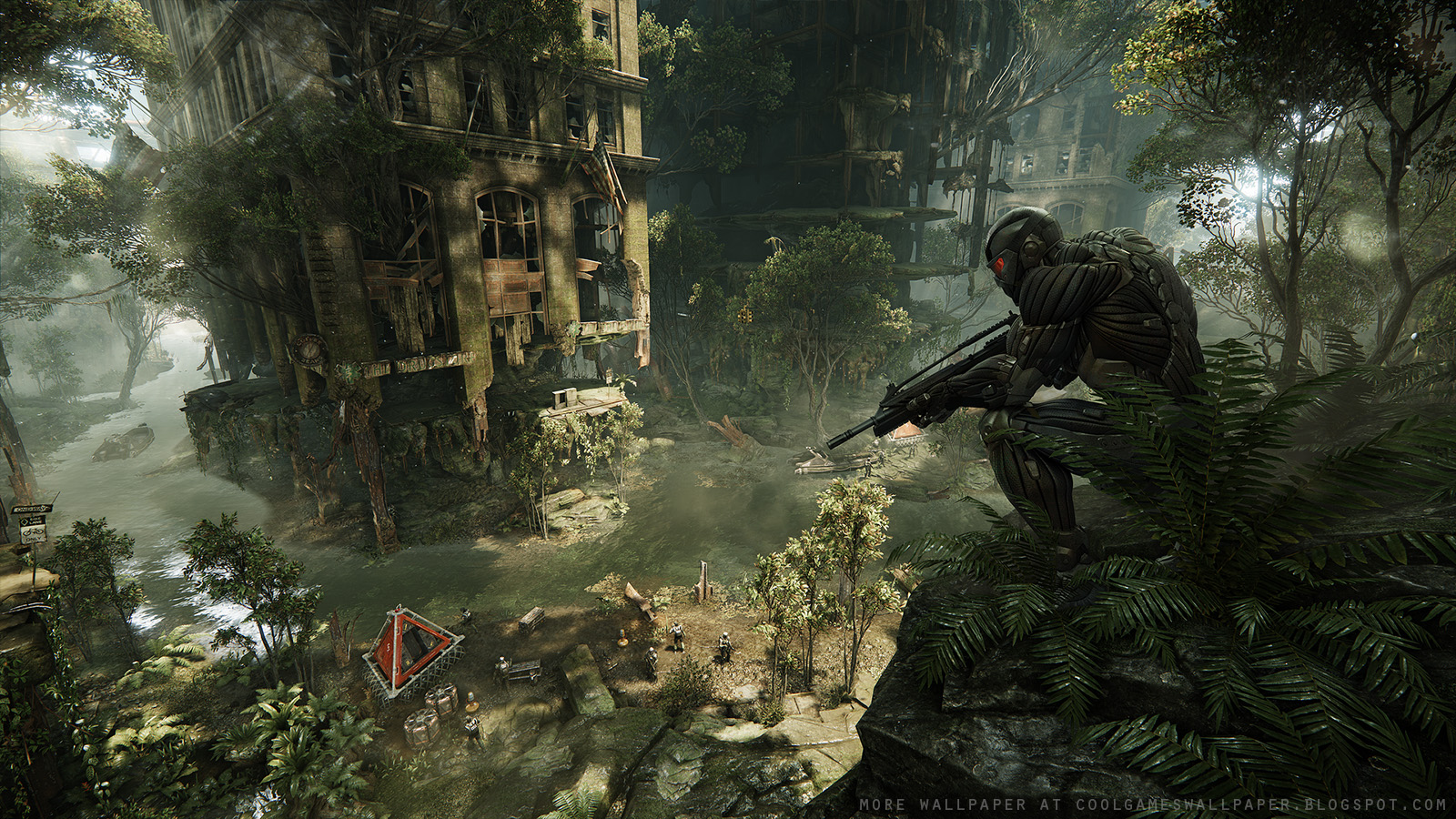 crysis 4 wallpaper hd - photo #13