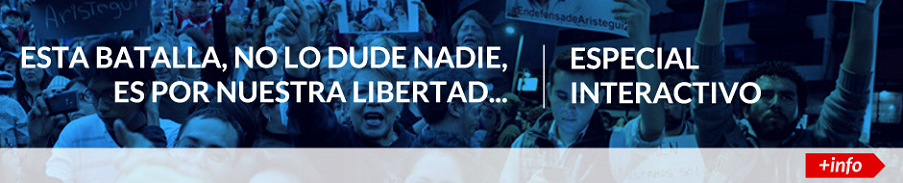 ESTA BATALLA, NO LO DUDE NADIE, ES POR NUESTRA LIBERTAD...