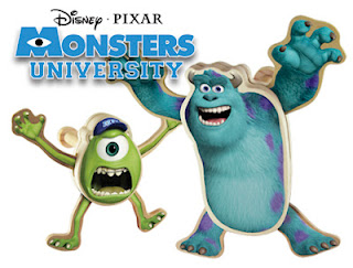 Monsters University Build & Grow Clinics