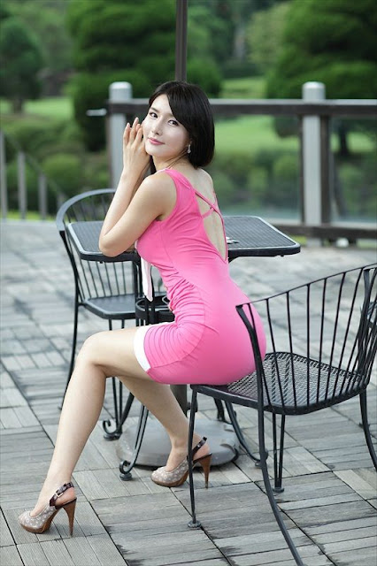 Cha Sun Hwa – New Dress Photoshoot