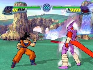 Dragon Ball Z Infinite World PCSX2 ISO Full Version Free Download ZGASPC