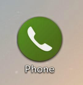 Aplikasi Phone
