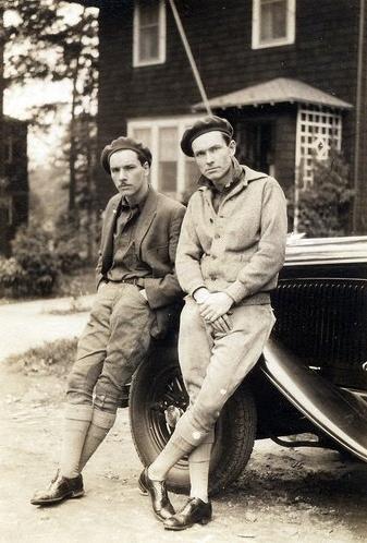 1930s Day Wear #mens #vintage #fashion #1930s #menswear
