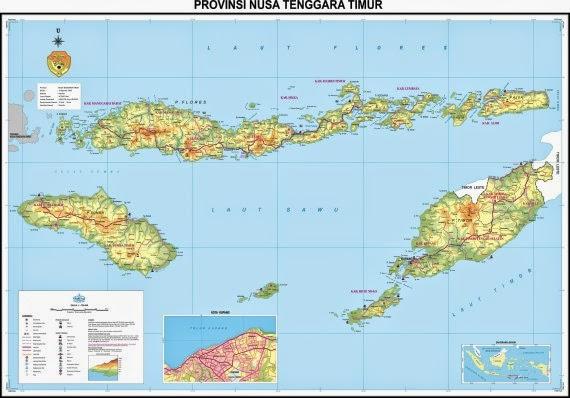 Daftar Lengkap Wisata Di Nusa Tenggara Timur