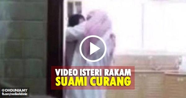 Wanita bakal dipenjara 12 bulan kerana rakam Video suami curang