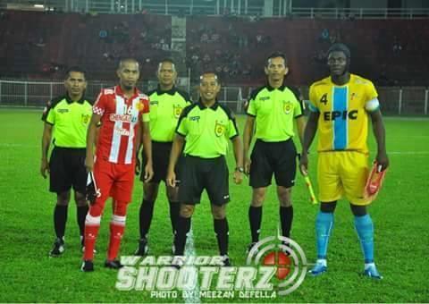 nigerian footballer died malaysia
