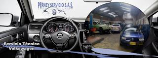 Taller Volkswagen Bogota Perney Servicio SAS
