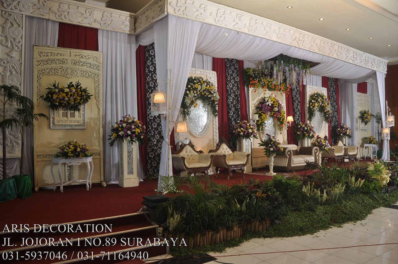 Indonesian wedding decoration galery aris decoration indonesian wedding decoration junglespirit Gallery