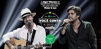 Promoção Algar 'Você Conta a Dupla Canta' Victor & Leo www.algartelecomvoceconta.com.br