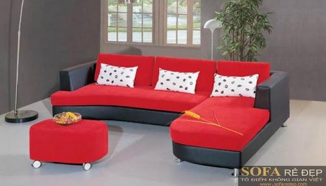 Sofa vải G079