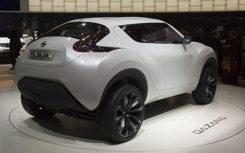 World Automotive Collection Nissan Qazana Concept