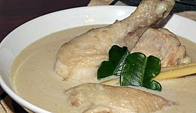 Resep Membuat Opor Ayam Gurih