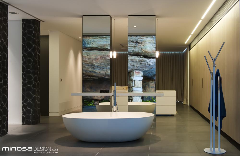 Minosa Dover Heights Kitchen Bathrooms Interior Design By Minosa