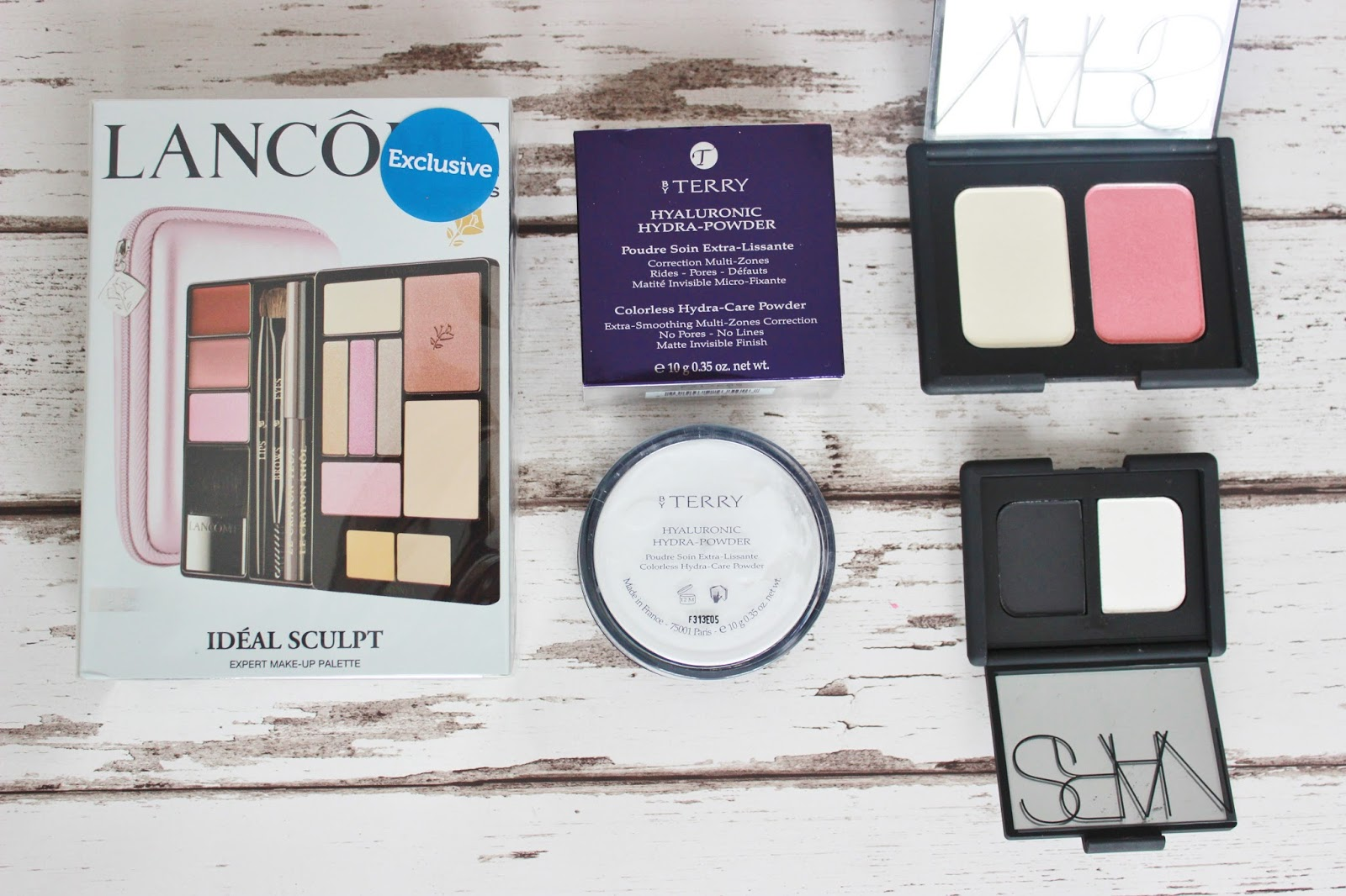 May fashion and beauty blog sale - Lancome, NARS, By Terry