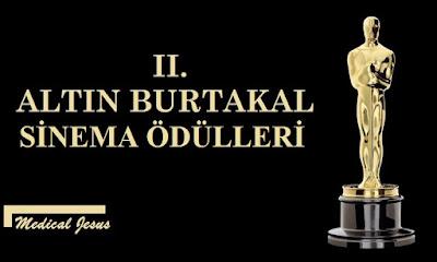 II. Altın Burtakal Sinema Ödülleri
