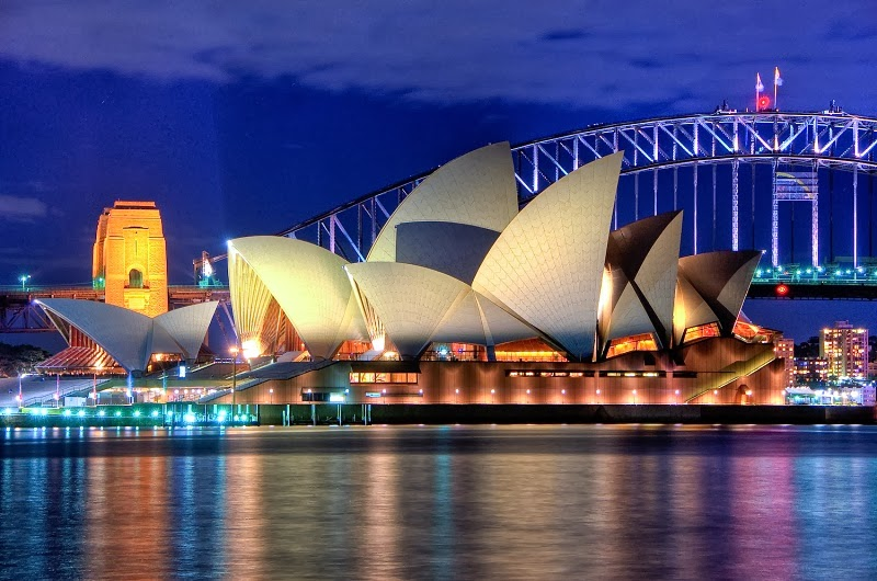 Sydney - 10 Reasons Why You Should Visit Australia!
