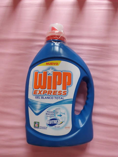 WIPP EXPRESS  GEL BLANCO TOTAL