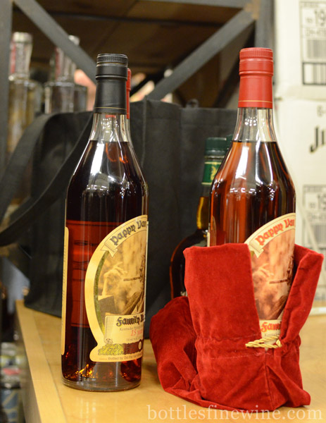 Pappy Van Winkle Family Reserve Bourbon Whiskey