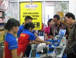 Sharing Pengalaman Mengambil Uang di Western Union di Indomaret