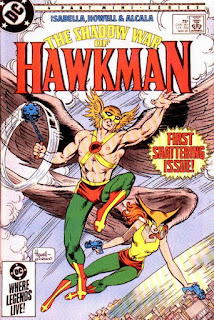 DC Comics Shadow War of Hawkman