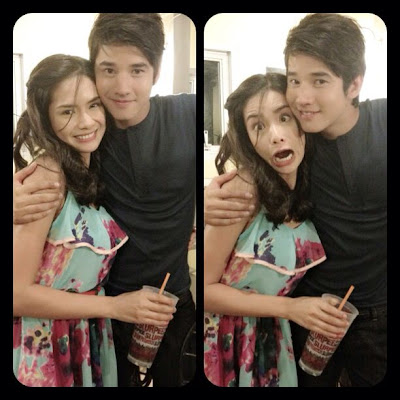 Mario Maurer and Erich Gonzales Suddenly It's Magic