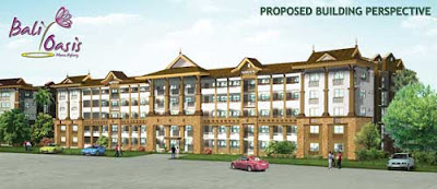 Bali Oasis Marcos Highway Pasig Perspective, Condominium for sale in Marcos Highway, Filinvest