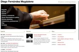 Web de Diego Fernández Magdaleno