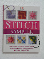 Stitch Sampler Book review
