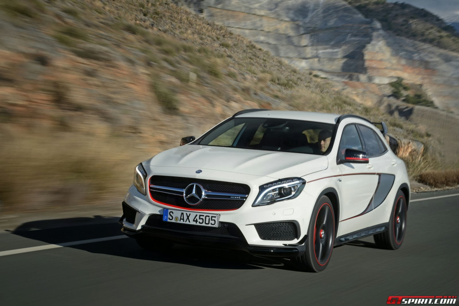 2015 mercedes benz gla 45 amg nimble and dynamic mycarzilla for Mercedes benz 2015 gla