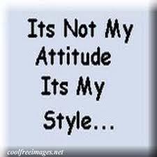Attitude Photos